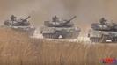 [영상뉴스] 육군 제11사단, K-2 기동 중 실사격 훈련