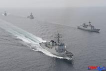 한미 해군, 함정 50척 동원 '북한 선제타격 훈련 실시'