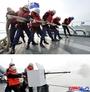 해군 함정 승조원, 전투복·전투화 없이 훈련 나간다