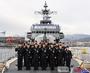2016년 해군 포술최우수전투함에 '양만춘함'선발