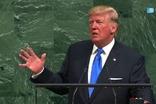 """트럼프 """"동맹 방어해야 한다면 북, 완전 파괴 외 다른 선택 없어"""""""