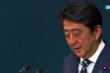 """일본 아베 총리, """"북핵, 대화가 아니라 압박"""""""