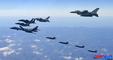 공군, 한미 공군 합동훈련 '유사시 중국까지도 쓸어버린다'