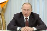 """푸틴, """"러시아는 군비 확충 경쟁에 참여하지 않을 것"""""""