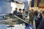 KAI, 미래핵심전력 수리온과 한국형전투기(KF-X)  전시