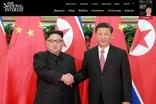 """중국, """"싱가포르 회담은 내 덕"""""""