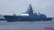 러 해군, 프로젝트 22350 신형 호위함 고르쉬코프 취역