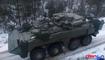 러시아, K-17부메랑 전투보병장갑차(IFV) 예비시험