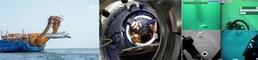 인도 해군, 신형 심해잠수 구조정 첫 시운전