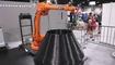 미 록히드마틴, 로봇 이용 3D프린팅 연구 착수