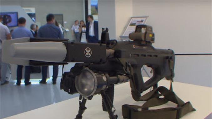 러, 모든 UAV 무력화시키는 REX-1전자전 총 도입