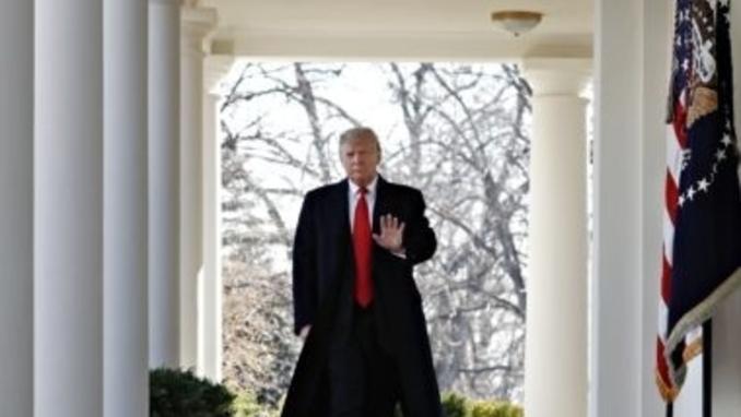 트럼프, 그는 누구인가?